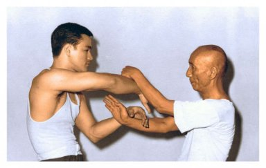 GGM Ip Man & Bruce Lee